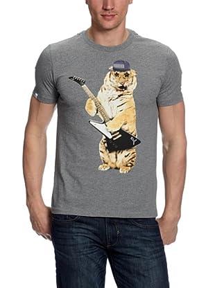 Puma T-Shirt Disco (medium gray heather)