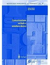 Comunicazione verbale e emisfero destro (Metodologie Riabilitative in Logopedia)