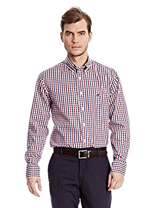 Sacoor Brothers Camisa Hombre Forsythia