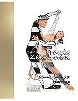 Praxis Zeichnen - XL Übungsbuch 23: Paartanz: Volume 23