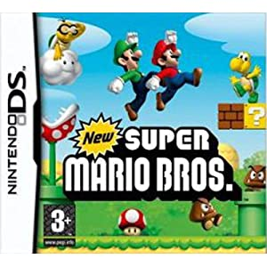 New Super Mario Bros. (Nintendo DS) (NTSC)