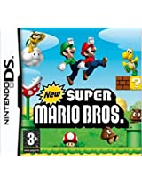 New Super Mario Bros. (Nintendo DS) (NTSC)