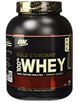 Optimum Nutrition 100% Whey Gold Standard - 5 lbs (Double Rich Chocolate)