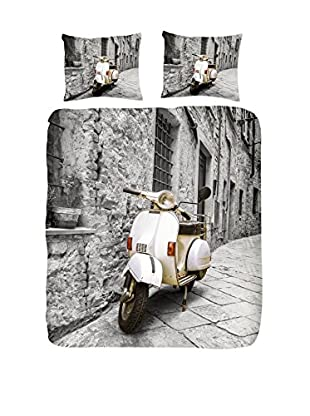 Good Morning Bettdecke und Kissenbezug 4120-P Italy