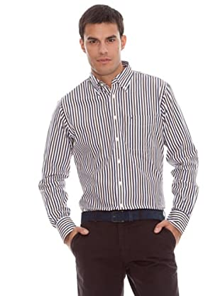Tommy Hilfiger Camisa (Chocolate)