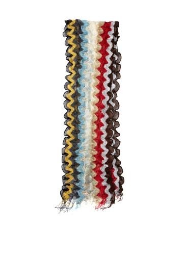 Missoni Women's Scalloped Wave Scarf, Multi