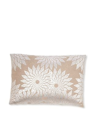 Zalva Masai Decorative Pillow (Beige/Mocha)