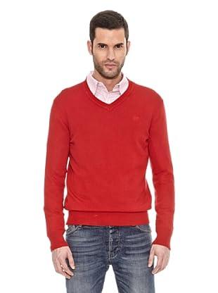 Bendorff Jersey Básico Cuello Pico (Rojo)