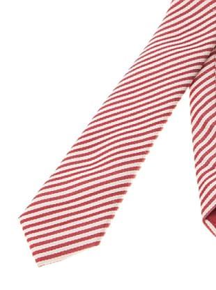 Springfield Corbata Stripe gris