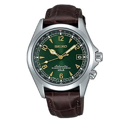 SEIKO (セイコー) 腕時計 MECHANICAL メカニカル アルピニスト SARB017 メンズ