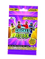 Topps Cricket Attax 2015 IPL CA 2015 Multi Pack, Multi Color