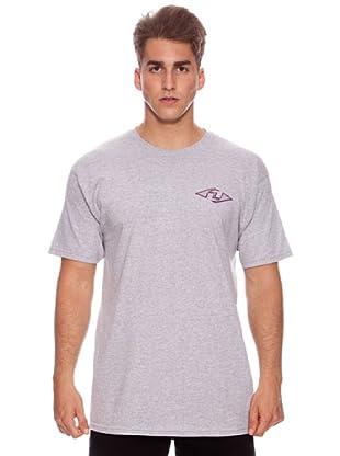 One Industries Camiseta Slick (Gris)
