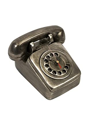Vintage Telephone Clock Box