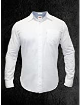 Levis Casual White Shirt