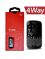 Icarez 4 Way 360 Degree Privacy Highest Quality Screen Protector For Blackberry Classic
