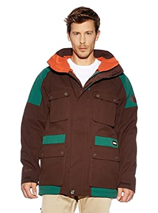 Burton Jacke Mb Highland (grizzly/pinecrest)