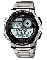 Casio Youth Multi-Color Dial Men's Watch - AE-1000WD-1AVDF (D082)