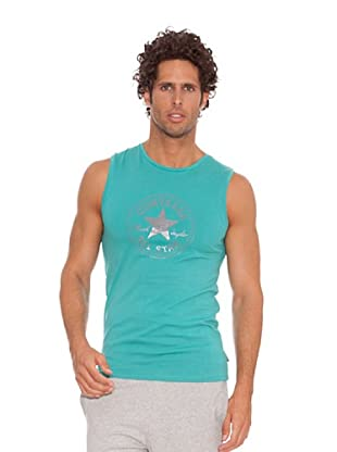 Converse Camiseta T-Beni (Turquesa)