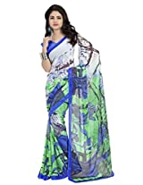 Vaamsi Chiffon Saree (Rolex3043 _Multi-Coloured)