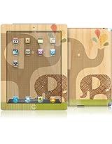 GelaSkins for iPad 4/3 and iPad 2 (Elephant with Calf)