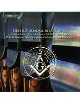 Sibelius: Masonic Ritual Music Op. 113 [Matti Hyökki, Jaako Kuusisto, Hannu Jurmu] [BIS: BIS1977]