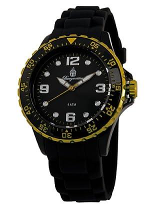 Burgmeister Armbanduhr Analog Quarz Silikon BM605-622E