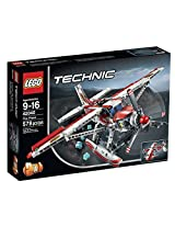Lego Technic Fire Plane Building Kit, Multi Color