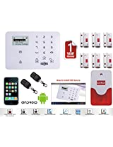 """D3D GSM/SMS LCD Wireless Intruder Burglar System for Home Security"""