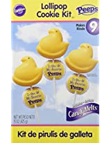 Wilton 2104-7012 Peeps Lollipop Cookie Kit