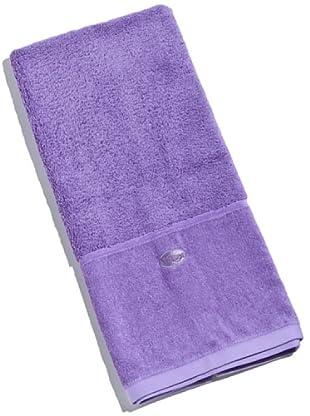 VOSSEN Asciugamano 50x100 Eco energy viso (viola)