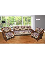 Hargunz Unique 5 seater sofa cover set
