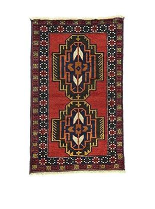 Eden Teppich Beluc mehrfarbig 90 x 136 cm