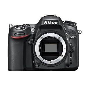 Nikon D7100 24.1MP Digital SLR Camera (Black) with Body Only, SD Card, Camera Bag