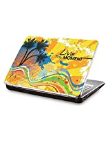 """Clublaptop CLS 60 Live The Moment With Music Laptop Skin For 15.6"""" Laptops"""