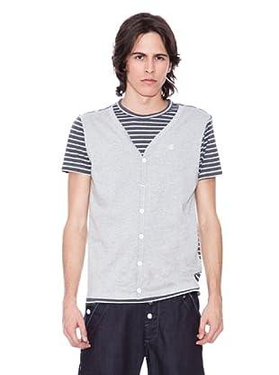 Gio Goi Camiseta Earl (gris)