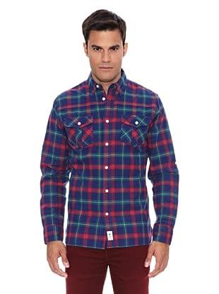 Pepe Jeans London Camisa Campus (Multicolor)