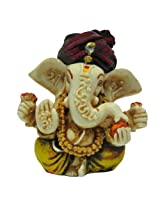 "The Bombay Store Resin Ganesh Micro Modak L 3"" H 3"""