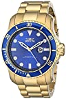Invicta Men's 15352 Pro Diver Analog Display Japanese Quartz Gold Watch