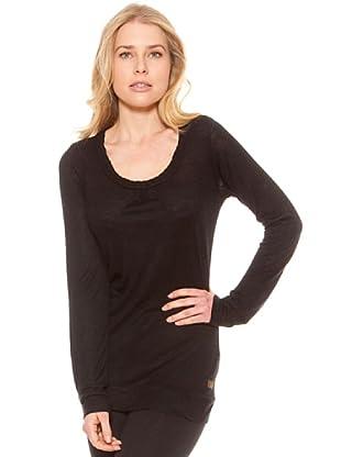 SideCar Shirt Basic (Schwarz)