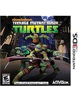 Teenage Mutant Ninja Turtles (Nintendo 3DS) (NTSC)