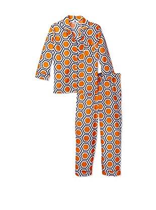 Malabar Bay Roma Pajama Set