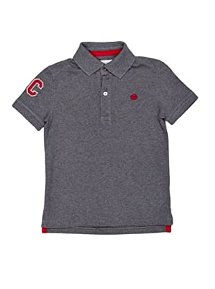 Bloom Polo Piquet Heritage (gris)