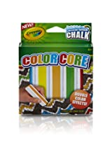 Crayola Special Effects Sidewalk Chalk - Color Core