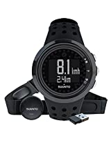 Suunto M-Series Digital Black Dial Unisex Watch SS018260000