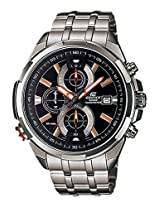 Casio Edifice EFR-536D-1A2VDF Black Dial Chronograph Men's Watch