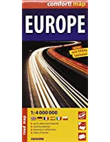Europe: EXP.089 (Express Maps)