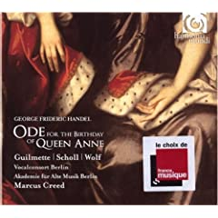 wfFAa (Handel: Ode for the Birthday of Queen Anne)