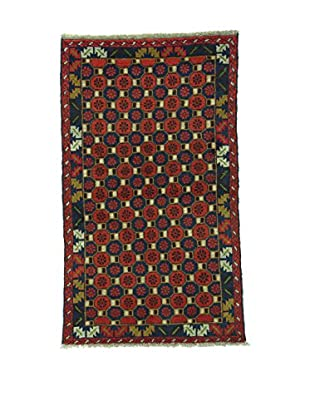Eden Teppich Beluc mehrfarbig 82 x 139 cm