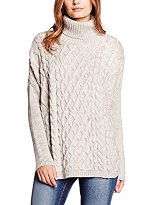 Superdry Pullover Cable Cape-Jumper