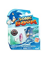 "Sonic Boom w/ The Ancients Crystal 3"" Figure"